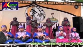 AL-HIJROTU MARAWIS ALKA LEMBANG FESTIVAL DI CISALAK SUBANG