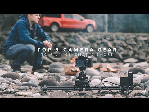 TOP 5 CAMERA GEAR to film CINEMATIC SHORT | Move with Rhino S2 EP4