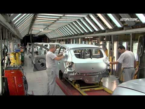 Cum se fabrica – Dacia Logan II si Sandero II