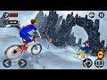 Downhill Superhero Kids Bicycle Rider Mtb Cycle by Gama