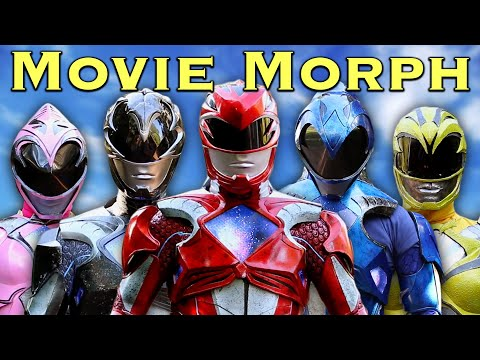 TEAM MORPH: Power Rangers Movie 2017
