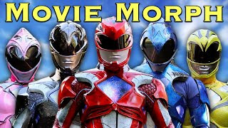 Power Rangers Movie 2017 Morph