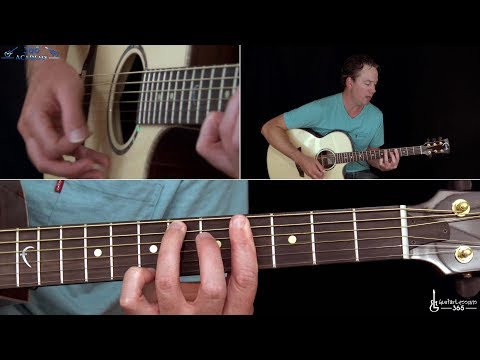 The Beatles - Penny Lane Guitar Lesson
