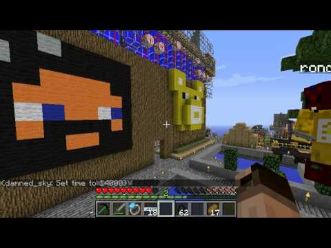 The failed/awesome grand finale - Feed The Beast Multiplayer for Minecraft 1.2.3 episode 8