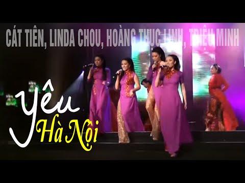 Yêu Hà Nội - Cát Tiên, Linda Chou, Hoàng Thục Linh, Triệu Minh | Nhạc nhẹ trữ tình - Thời lượng: 6 phút và 32 giây.