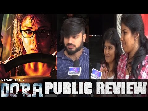 Dora Movie Public Review | Flop In ..