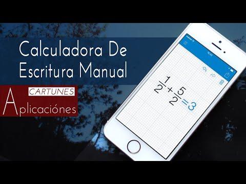MyScript | Calculadora De Escritura Manual | iPhone , iPod & iPad