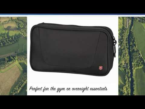 Victorinox Overnight Essentials Kit Small Toiletry Case