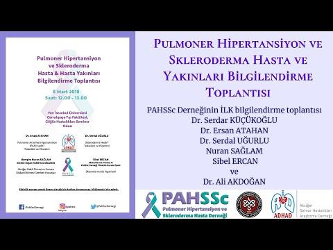 Dr. Serdar KÜÇÜKOĞLU'nun 8 Mart HYBT açılış Konuşması