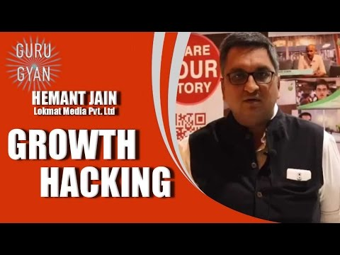 Hemant Jain on Growth Hacking & Mentoring!