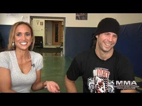 Jared Hamman Prepares For UFC Fight Night 22