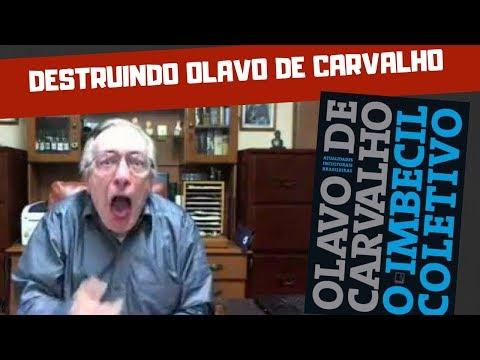 O IMBECIL COLETIVO: PEGA AÍ, NANDO MOURA!  ? OLAVO DE CARVALHO ? FALÁCIAS ? HENRY BUGALHO