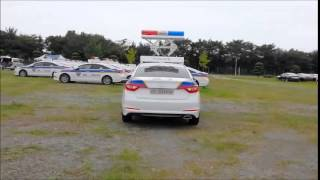 video thumbnail Lift police led light bar and directional arrow light with siren youtube