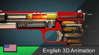 Video How a gun (Colt M1911) works! (Animation) MP3, 3GP, MP4, WEBM, AVI, FLV Juli 2019