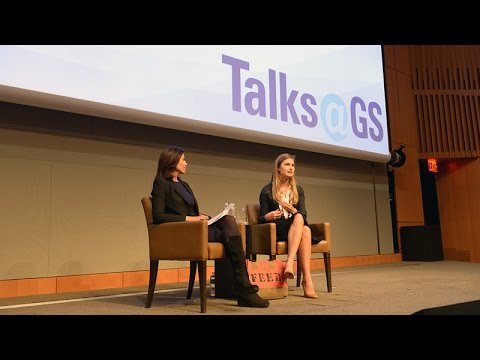 Lauren Bush Lauren, founder & CEO of FEED Projects: Talks at GS Session Highlights