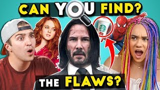 Video 10 Movie Mistakes You Won't Believe You Missed #2 | Find The Flaws MP3, 3GP, MP4, WEBM, AVI, FLV Agustus 2019