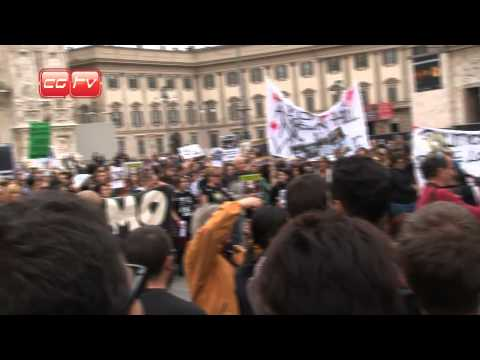8 MAGGIO 2012 A MILANO - GIORNATA MONDIALE CONTRO LA VIVISEZIONE