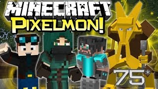 THE BLOCKET RANCH! - Minecraft PIXELMON MOD Pixelcore Let's Play! - Ep 75