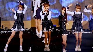 Download Lagu [161120] 우주소녀 WJSN, Cosmic Girls (루다 Luda) - 비밀이야 Secret 리허설 (천하장사 씨름대축제) 직캠/Fancam by PIERCE Mp3