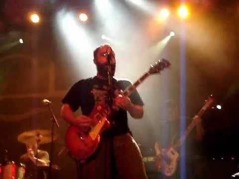 The Elephant Riders - Clutch performing