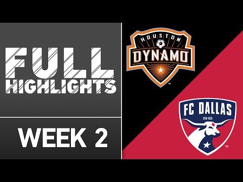 Video: HIGHLIGHTS: Houston Dynamo vs. FC Dallas | March 12, 2016