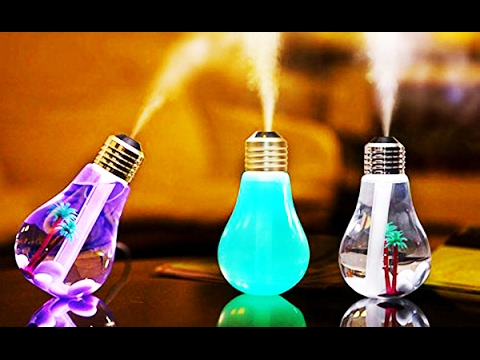 10 Оригинальных светильников с AliExpress