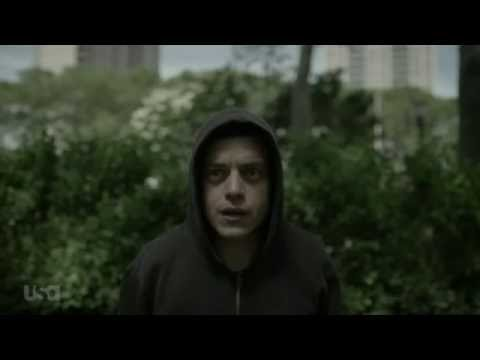 Mr. Robot - Season Two - Chess Scene