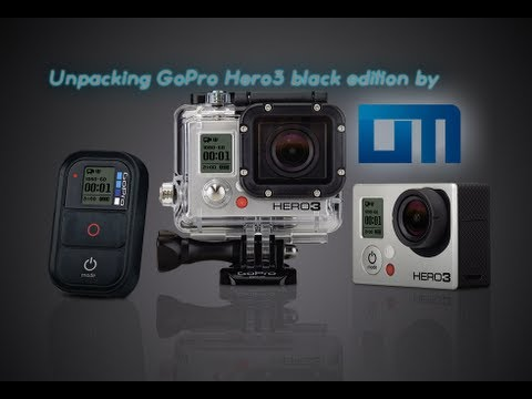 GoPro Hero 3 Black Edition Anleitung als Download