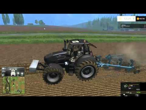 Brenig plow with packer v2.0