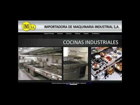 Cocinas industriales en managua equipos para restaurante for Todo para cocinas industriales