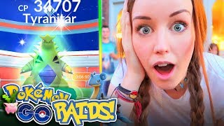 It's the return of Pokemon GO! 😊🙌 Let me know if you want me to make raiding into a SERIES in the comments below! 👇 These are my first EVER raid battles, plus Eevee gets a groom! 🐶❤More Pokemon! ✨ http://bit.ly/2tlvfeF-🎮 Capture your gameplay the same way I do! 👉  http://e.lga.to/clareTwitter: http://twitter.com/claresiobhanInstagram: http://instagram.com/clarecalleryThis video has been created and is owned by Clare Siobhan. This video is PG, family friendly and has no cursing or swearing! 💕