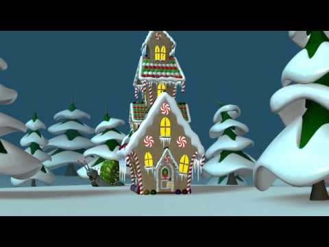 christmas animation watch video - Christmas Wishes Video