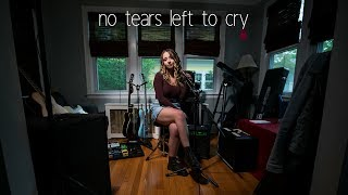 No Tears Left to Cry - Ariana Grande (Acoustic)    Cover by Ali Brustofski