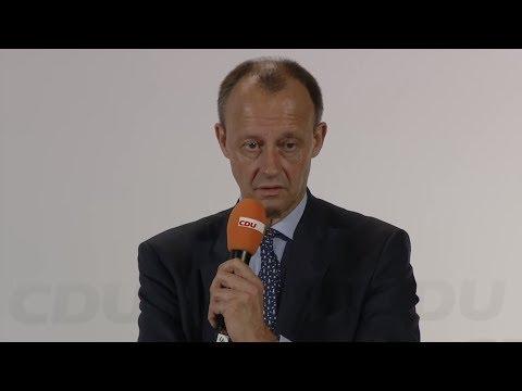 CDU-Regionalkonferenz: Merz stellt Asylrecht zur Deba ...