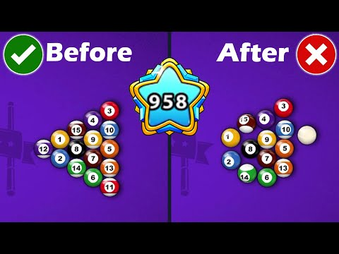 8 Ball Pool - BIG LEVEL players NEED TO STOP doing this - Season of Space Part 2 - Max Rank 34