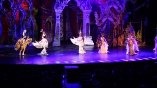 Pattaya Attractions - Tiffany's Show