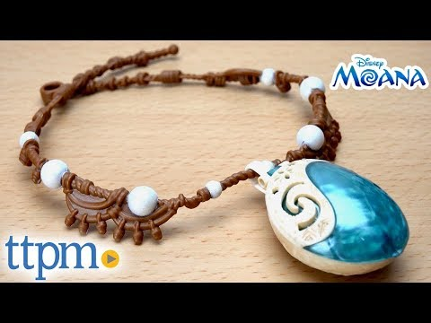 Disney's Moana Moana's Magical Necklace from Jakks Pacific