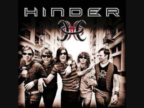 hinder - lost in the sun