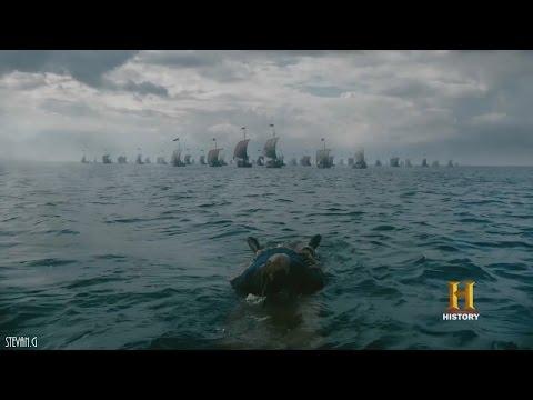 Vikings - Season 5 Announced ! HD