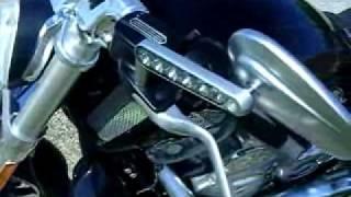 10. 2009 Harley Davidson V-Rod Muscle