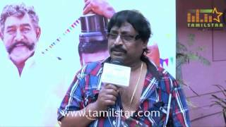 Sabesh Murali at Paranjothi Movie Audio Launch
