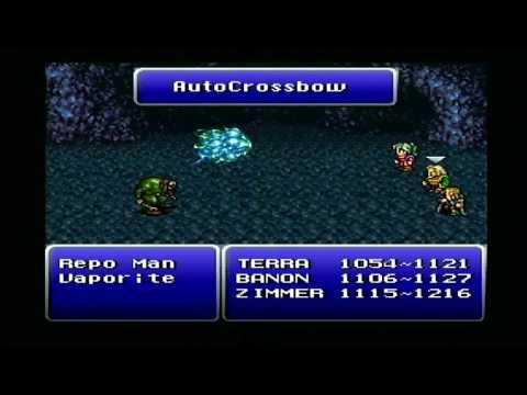Terra - Final Fantasy VI - 100% Completion Run - Episode 19