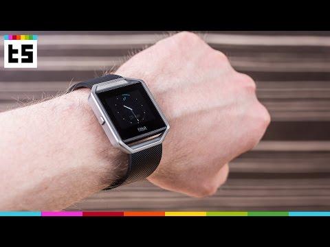 Test: FitBit Blaze – Fitness-Uhr mit Pulssensor