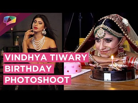 Vindhya Tiwary Pampers Herself On Her Birthday
