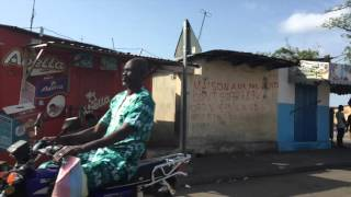 This video is about Benin-Togo.