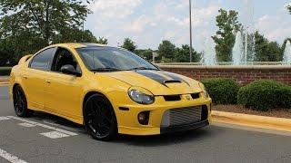 Nonton Solar Yellow Dodge Neon SRT-4: