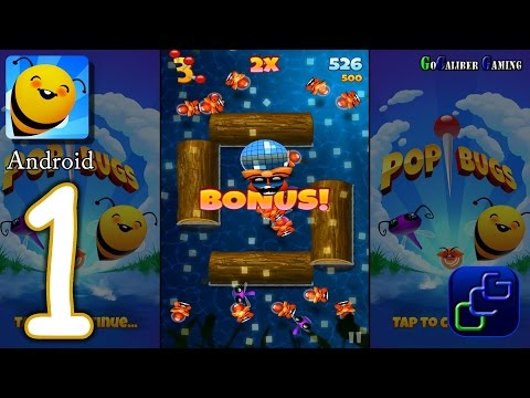 Pop Bugs Zap Android