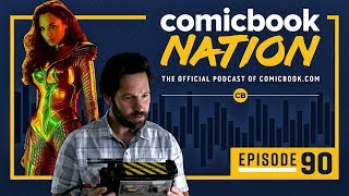 CB NATION Episode #90: Ghostbusters: Afterlife & Wonder Woman 1984 Trailer by Comicbook.com