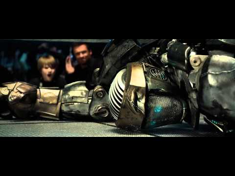 real steel - trailer ita