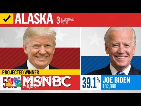 NBC News Projects Trump Will Win Alaska   MSNBC
